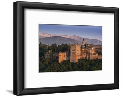 Alhambra, Granada, Province of Granada, Andalucia, Spain
