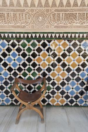 Alhambra, Granada, Province of Granada, Andalusia, Spain by Michael Snell