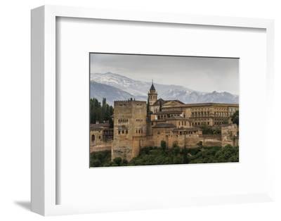 Alhambra, Granada, Province of Granada, Andalusia, Spain