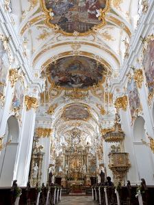 Alte Kapelle, Regensburg, UNESCO World Heritage Site, Bavaria, Germany, Europe by Michael Snell