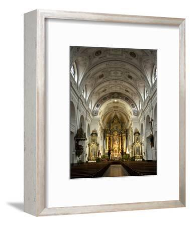 Basilica of St. Anne, Altoetting, Bavaria, Germany, Europe