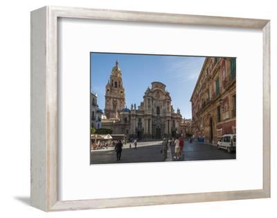 Cathedral De Santa Maria, Murcia, Region of Murcia, Spain