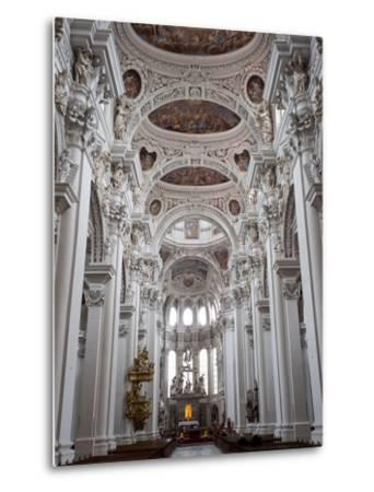 St. Stephan's Cathedral, Passau, Bavaria, Germany, Europe