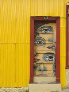 Valparaiso, Chile, South America by Michael Snell