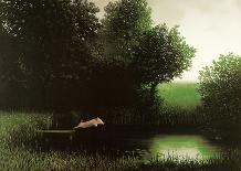 Fowl with Pearls-Michael Sowa-Art Print