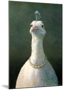 Fowl with Pearls by Michael Sowa