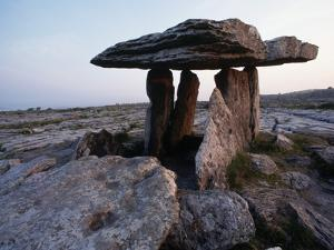 Poulnabrone Dolmen by Michael St^ Maur Sheil