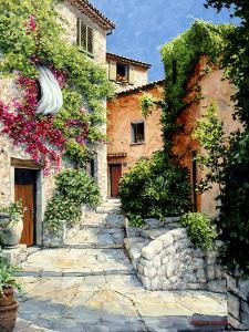 In the Alpes-Maritime, Provence by Michael Swanson