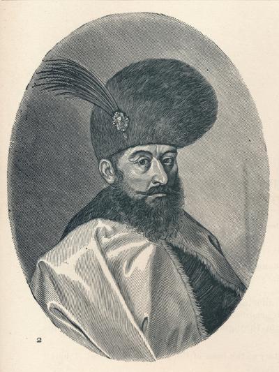 Michael the Brave, Prince of Wallachia, c1906, (1907)--Giclee Print