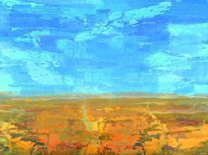 Mosaic Vista II by Michael Tienhaara