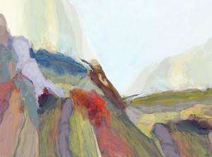 Progression I by Michael Tienhaara