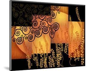 Klimt Moonrise by Michael Timmons