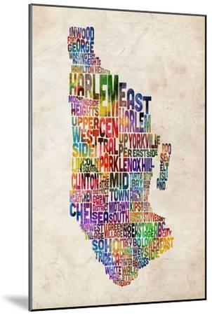 NEW YORK ART PRINT EMPIRE STATE BUILDING by Brain James 19x13 Poster