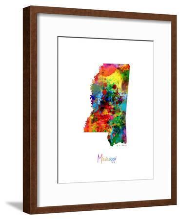 Mississippi Map