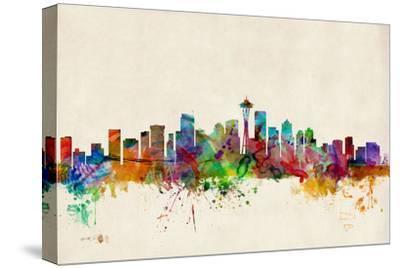 Seattle Washington Skyline