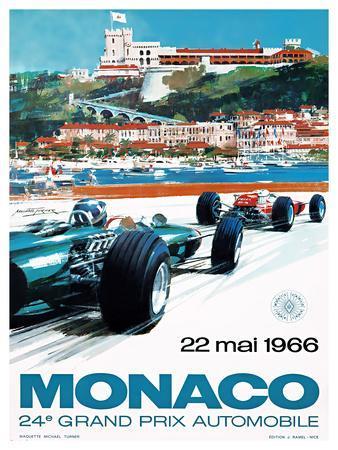 24e Grand Prix, 1966, Monaco