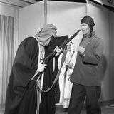 A Scene from the Terence Rattigan Play, Ross, Worksop College, Nottinghamshire, 1963