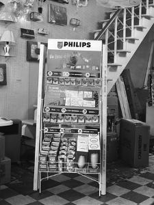 Philips Point of Sale Stand for Light Bulbs, 1962 by Michael Walters
