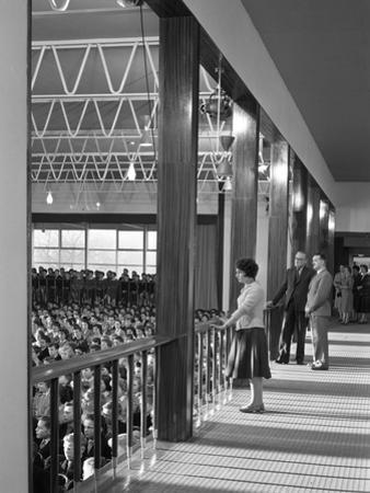 Tapton Hall Secondary Modern School, Sheffield, South Yorkshire, 1960 by Michael Walters