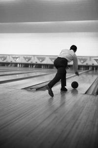 Ten Pin Bowling, Sheffield, South Yorkshire, 1964 by Michael Walters