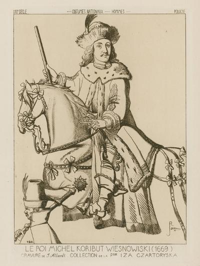 Michael Wisniowiecki, King of Poland-Raphael Jacquemin-Giclee Print