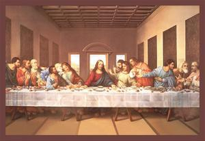 The Last Supper by Michaelangelo