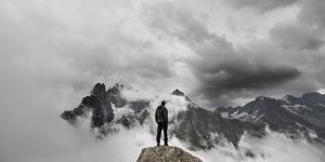 In the Clouds by Michal