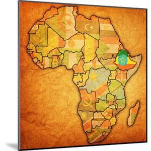 Beautiful Maps of Ethiopia specialty artwork for sale, Posters and ...