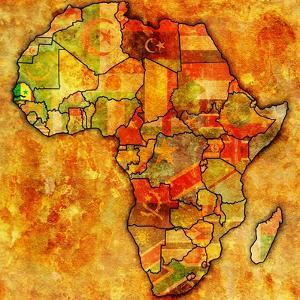 Map Of Africa Art.Beautiful Maps Of Africa Artwork For Sale Posters And Prints Art Com