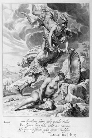 Perseus Cuts Off Medusa's Head, 1655