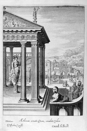 The Palladium, 1655