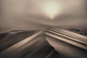 The perfect sandstorm by Michel Guyot