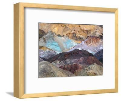 Artist Palette, Artist Drive, Death Valley National Park, California, USA