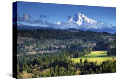Mount Hood, Jonsrud Viewpoint, Sandy, Oregon, USA