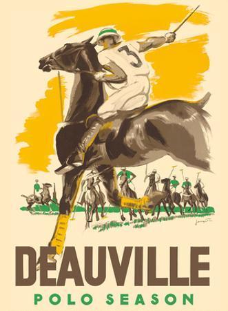 Deauville Polo Season - Normandy, France