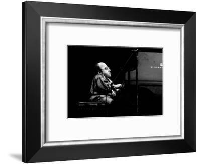 Michel Petrucciani, Hawth Crawley, West Sussex, September, 1989-Brian O'Connor-Framed Photographic Print