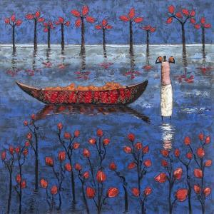 Abundant River by Michel Rauscher