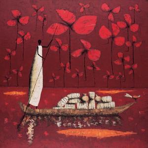 Crimson Sky by Michel Rauscher