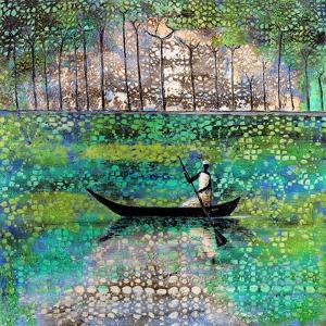 Dancing River by Michel Rauscher