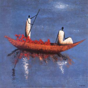 Eau Calme by Michel Rauscher
