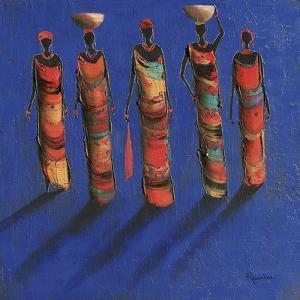 Midnight Gathering 1 by Michel Rauscher
