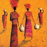 Crimson Sky-Michel Rauscher-Art Print