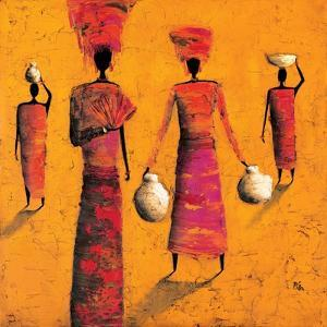 To the Village by Michel Rauscher