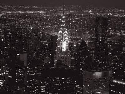 Chrysler Building and the East River