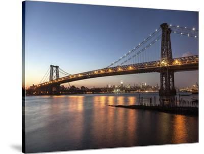 Queensboro Bridge and Manhattan from Brooklyn, NYC