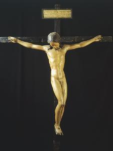 Holy Spirit Crucifix, Circa 1493 by Michelangelo Buonarroti