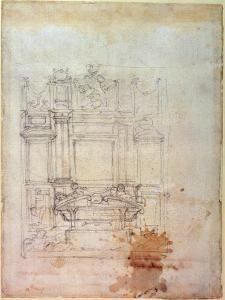 Inv. L859 6-25-823. R. by Michelangelo Buonarroti