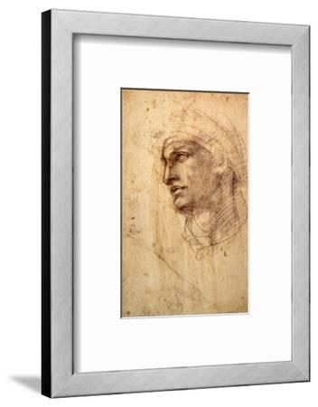 Study of a Head (Charcoal) Inv.1895/9/15/498 (W.1)