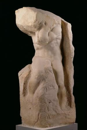 The Atlas Slave, c.1519-23