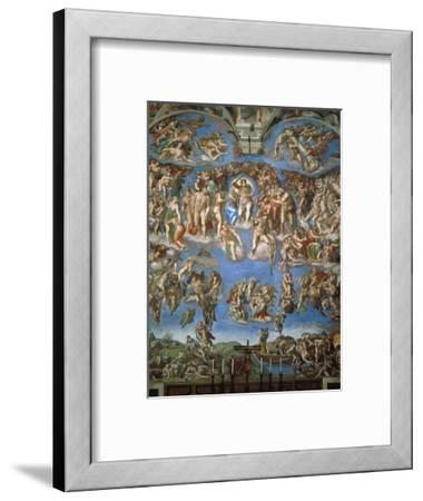 The Last Judgement, 1534-41
